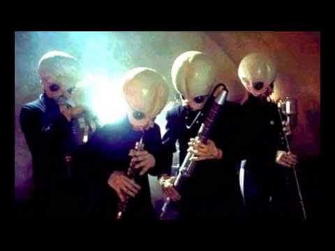 Cantina Band composed by John Williams