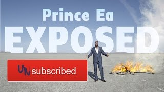 Unsubscribed: Prince Ea (EXPOSED!)
