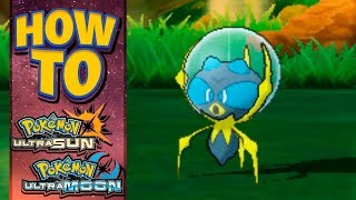 Araquanid  - (Pokémon) - HOW TO GET Dewpider in Pokemon Ultra Sun and Moon