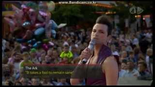 The Ark - It Takes A Fool To Remain Sane (Live @ Sommarkrysset 2011)