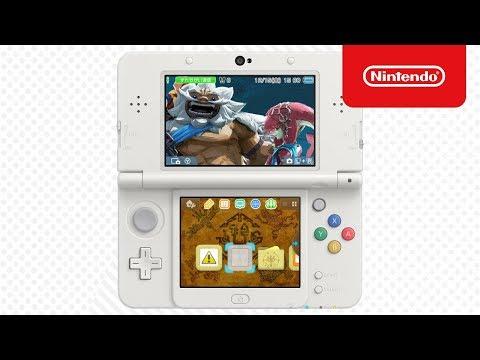 Tema para 3DS de La Balada de los Elegidos