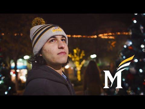 Mason Spreads the Joy – Holiday Video 2016