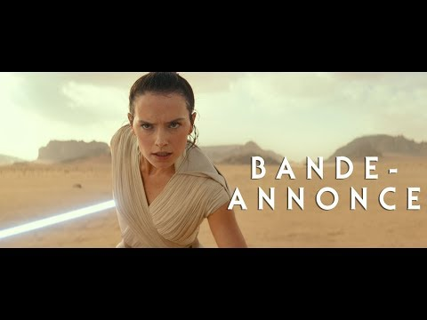 Star Wars : L'Ascension de Skywalker - Première bande-annonce (VF)