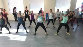 Shake That Monkey by Too $hort || Cardio Dance Party with Berns