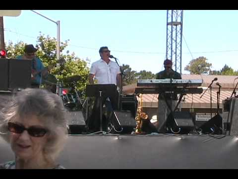 "Pocket Change - ""Sara Smile"" at the 2012 Novato Art, Wine & Music Festival"