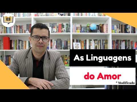 AS CINCO LINGUAGENS DO AMOR | LIVROS E TEOLOGIA - VÍDEO A02E46