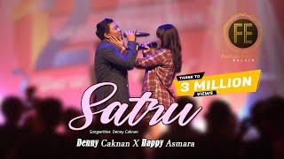 Lirik Lagu Satru - Denny Caknan ft Happy Asmara, Lengkap dengan Chord Kunci Gitar
