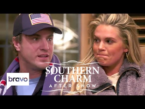 The Cast Reacts To Madison Spreading Rumors About Shep   Southern Charm After Show Pt 1 (S6 Ep12)