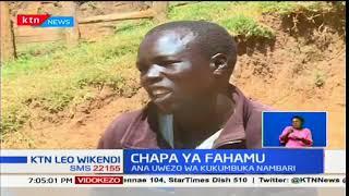 Chapa ya Fahamu: Samuel Yatich ana uwezo wa kukumbuka Nambari