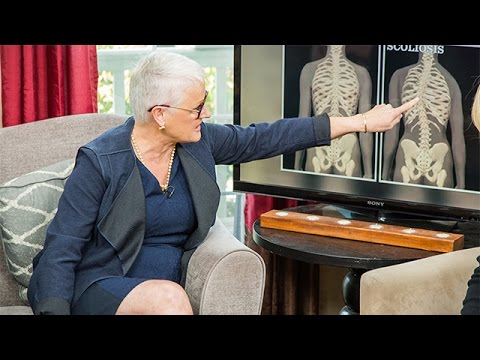 Spina dorsale scoliosis sintomi allatto di trattamento di adulti