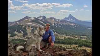 "The Adventures of Buck the Alaska Malamute!  Music: ""New Friend"" by Aqualung"