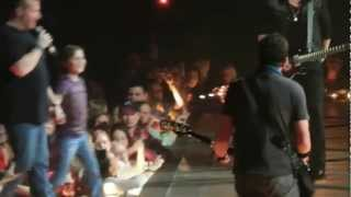 """Rascal Flatts sings """"Skin"""" live Columbus, OH 2/9/13"""
