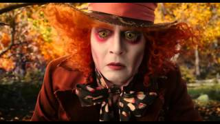 Alice Through The Looking Glass- First Look Trailer