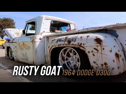 LS Swapped 1964 Dodge D100/D300 Pickup