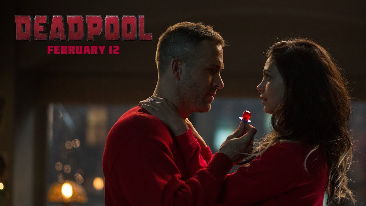 Deadpool - Poppin' the Question