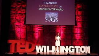 Staying stuck or moving forward | Dr. Lani Nelson Zlupko
