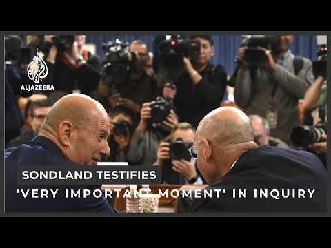 Schiff: Sondland testimony 'very important moment in the history of this inquiry