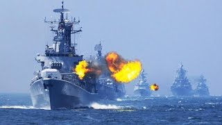Russia-China Naval Drill 2015: Sends Strong Message to Obama - Russian Armed Forces 2015
