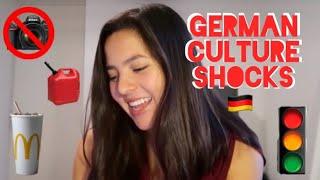 German CULTURE SHOCKS as an American Exchange Student!