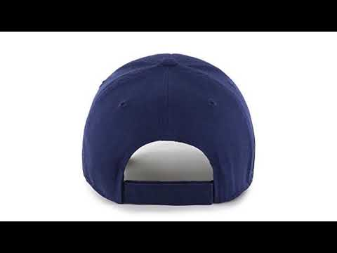 NFL Los Angeles Chargers OTS All-Star Adjustable Hat, Light Navy, One Size