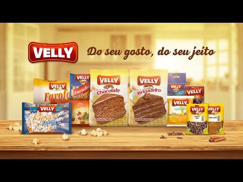 Velly 2021, do seu gosto, do seu jeito!