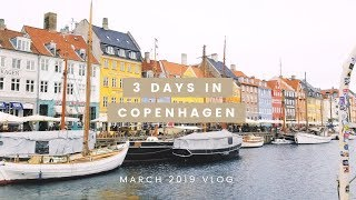 3 Days in Copenhagen | Amsterdam + Copenhagen Travel Vlog (Part 2)