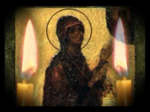 На тебя уповаю. Вып. 22. Боголюбская икона Божией Матери
