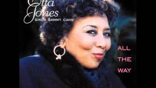 Etta Jones - All The Way