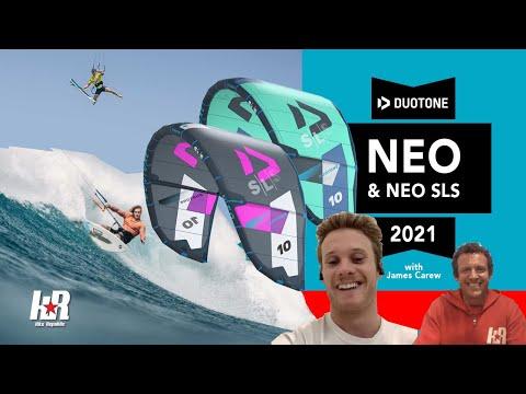 Duotone Neo & Neo SLS 2021 - with James Carew