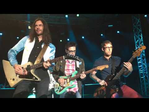 Weezer - My Name Is Jonas [Live] - 7.23.2016 - Stir Cove - FRONT ROW