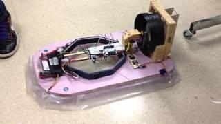 Arduino Hovercraft