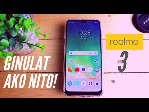 RealMe 3: Unboxing & Full Review - TAGALOG
