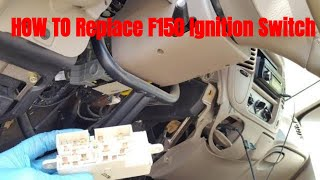 F150 Ignition Switch Replacement