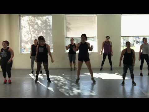 Machine By Imagine Dragons|| Cardio Dance Party With Berns