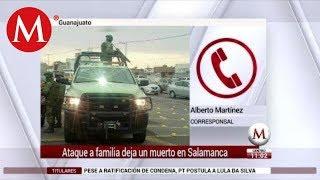 Ejecutan A Jefe De Seguridad Física De Pemex En Salamanca