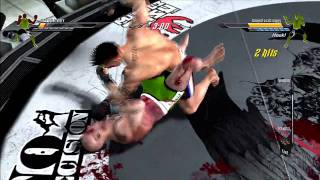 Supremacy MMA - Online Action