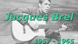 Jacques Brel 1957-1965 live