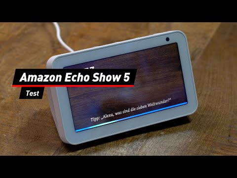 Alexa, weck mich: Amazon Echo Show 5 im Test!
