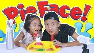 พายเฟส Pie Face Challenge - dooclip.me