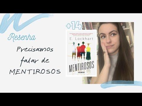 MENTIROSOS DE E. LOCKHART | RESENHA | SOBRE LIVROS | EDUDA