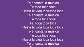 Fly Project - Toca Toca (lyrics)