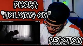 Phora   Holding On [Official Music Video] *DEEP* REACTION & THOUGHTS | JAYVISIONS