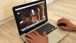 Играем в Ведьмак 3 на MacBook Pro 2011 года!!!!!1 playkey