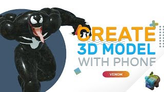 CREATE VENOM WITH YOUR PHONE! : ASSEMBLR