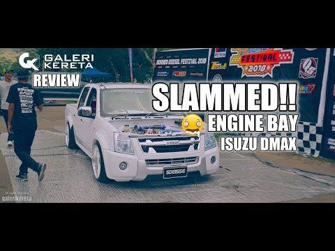 SLAMMED Isuzu DMAX from Lahad Datu