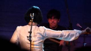 Bat For Lashes - Oh Yeah (live) Milano