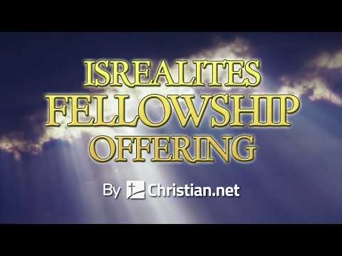 Leviticus 3: Israelites Fellowship Offering | Bible Stories