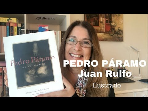 Pedro Páramo - Juan Rulfo - #desafiolivrada2018