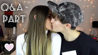RELIGION AND GOING ON A BREAK?! - RELATIONSHIP Q&A