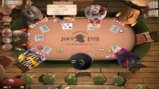 Let's Play Governor Of Poker 2 [German] #2 -Glück Glück Glück...